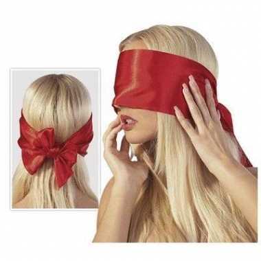 Bondage blinddoek