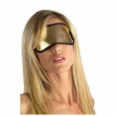 Gouden blinddoek 10020144